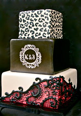 leopard & lace (Gimme Some Sugar (vegas!)) Tags: birthday vegas party sexy cake lasvegas bachelorette graduation sugar celebration 30thbirthday glam 21stbirthday batmitzvah 16thbirthday 40thbirthday glitz quincenera customcakes gimmesomesugar couturecakes fabulouscakes lasvegascustomcakes