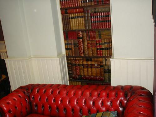 Detalle del mobiliario