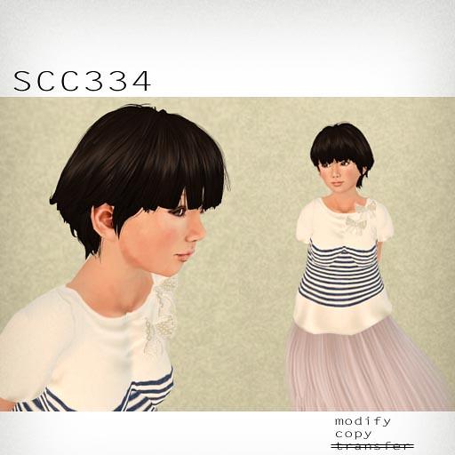 booN SCC334 hair