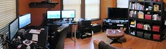My office (Bo Watson) Tags: office amazing lifehacker mancave rwphotography geekoffice