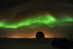 Geomagnetic Storm In Progress