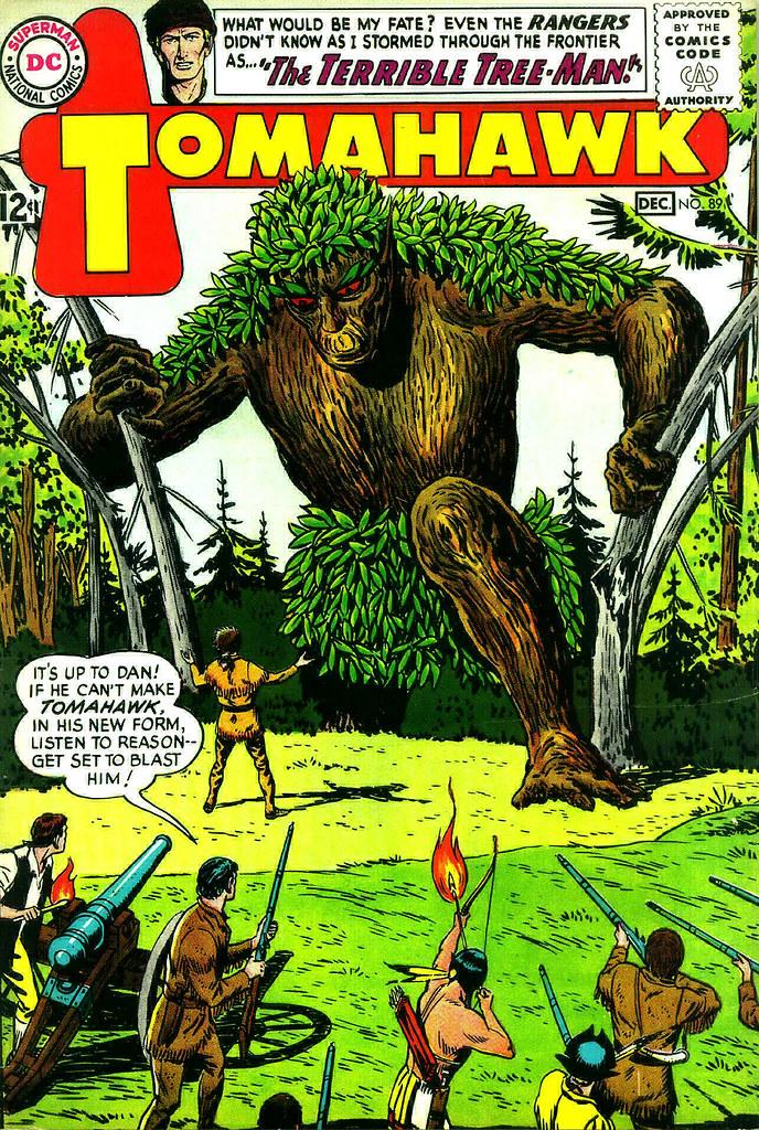 Tomahawk #89 (DC, 1963)