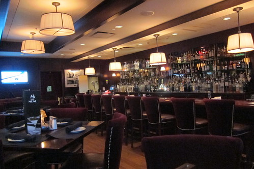 Morton's: Interior of the Bar