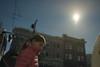 (davidteter) Tags: california sky sun girl lines buildings 8th innerrichmond leicam6ttl fujicolorsuperia1600 blartsy leica35mmf20summicronm
