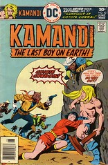 Kamandi 42 (micky the pixel) Tags: comics dc comic kamandi
