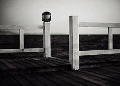 .every day is never gooD (27147) Tags: ocean wood bridge sea beach lamp thailand pier village horizon resort thai chonburi casalunar