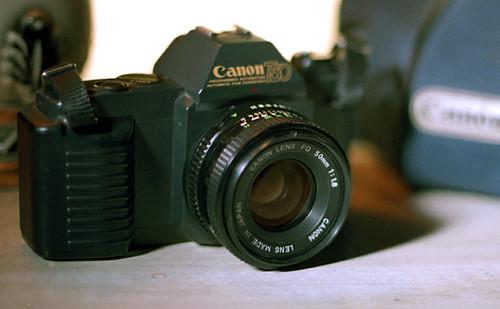 1983 CanonT50 camera