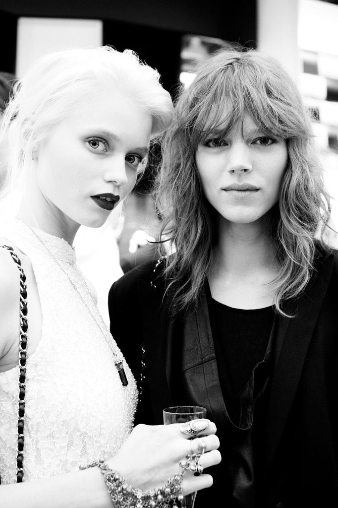Abbey and Freja