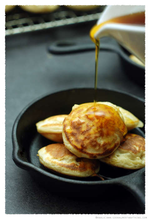 Poffertjes© by Haalo