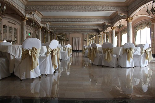 The Isabella Room- Davenport Hotel