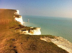 Fabulous day at Beachy Head Photo