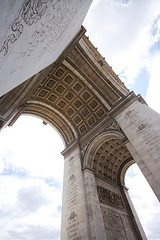 Arc de Triomphe (Colin Hodges) Tags:
