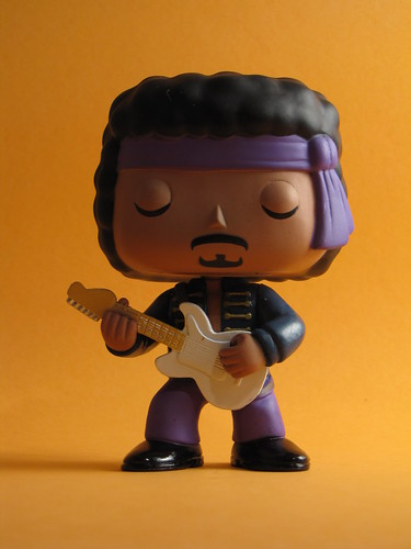 Funko Purple Haze