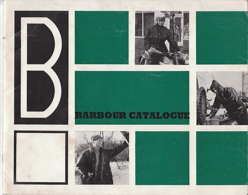 Barbour 1964 Catalogue
