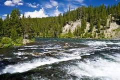 LeHardys Rapids (Dean Gulstad) Tags: summer usa unitedstates august yellowstonenationalpark northamerica wyoming 2010