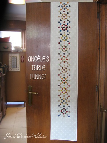 Angéle's Table Runner