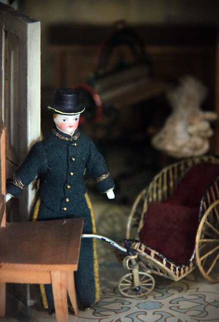 Footman - Doll house