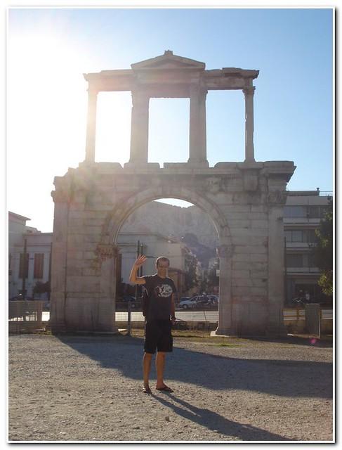 Porta de Adriano - Atenas
