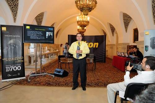 Nikon D700 launching event 24