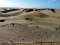 Gran Canaria - Maspalomas Dunes in Winter