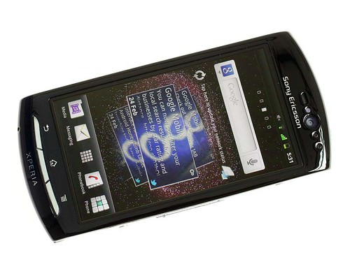 Sony Ericsson Xperia Neo Screenshot 11