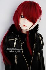 Ashlar - DOT Lahoo (-Poison Girl-) Tags: boy red white ball hair doll dream dot sd bjd superdollfie hime poisongirl usagi dreamofdoll balljointeddoll ashlar lahoo usagihime dotlahoo