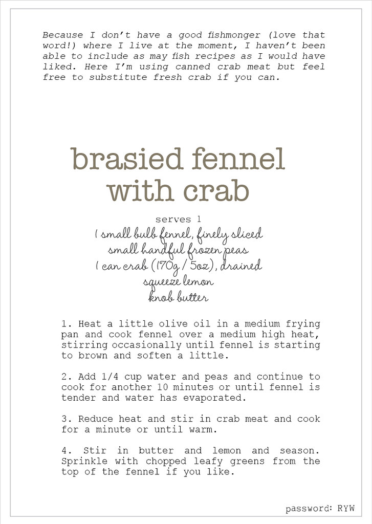 w4 braised fennel with crab recipe2