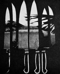 All My Lovelies (meggw07) Tags: wings andywarhol knives graphitepencil sanfranciscoart meganwolfe warholiancom warholreimagined curatormikecuffe