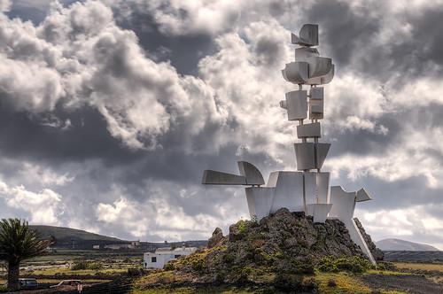 Monumento del Campesino, Mozaga, Lanzarote
