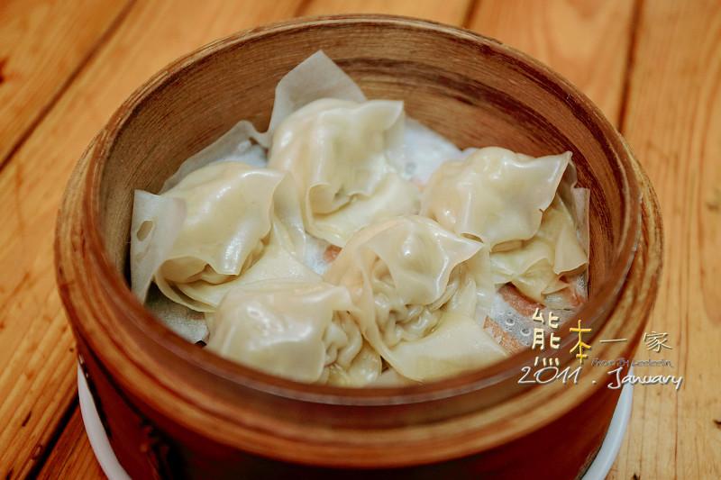 [台南小吃] 僑益蝦仁扁食~金瓜大扁食