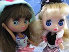 Mini cute friends