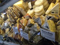 Beecher's handmade cheeses