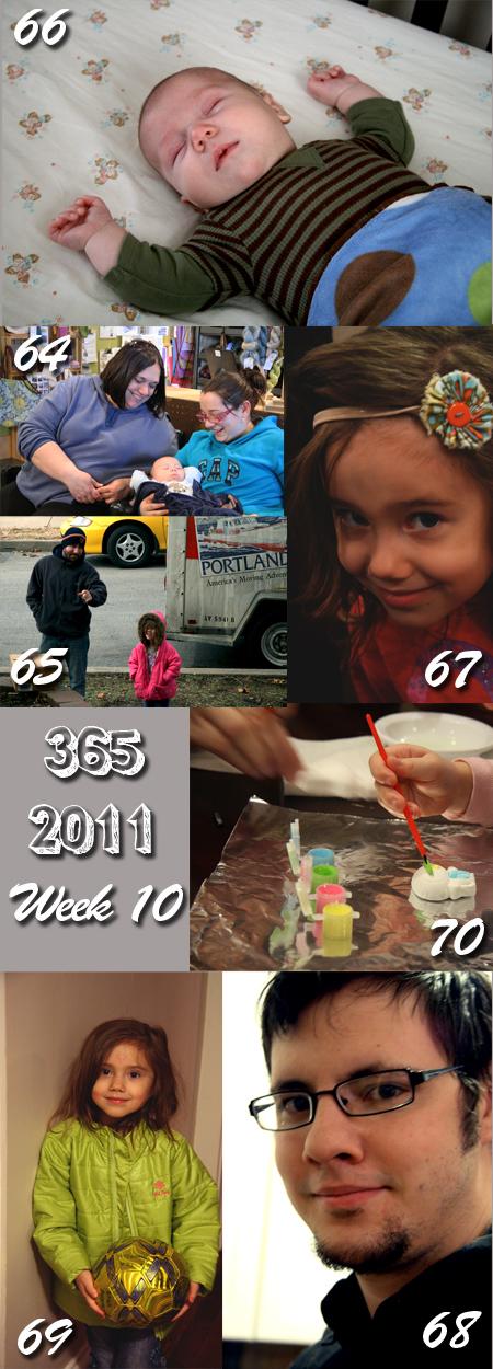 365 2011: Week 10
