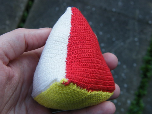 Pyramid Pincushion