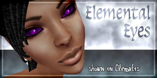 OLDIES Elemental Eyes