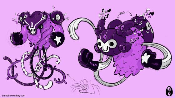 dibujos para cartoon network