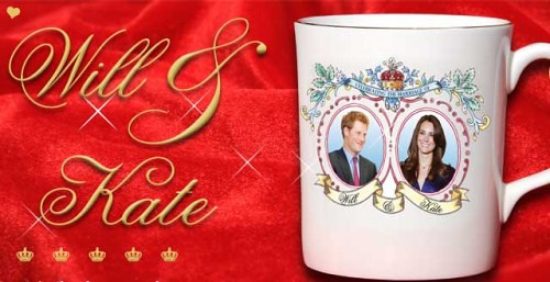 royal wedding mug fail. Royal Wedding (Set)