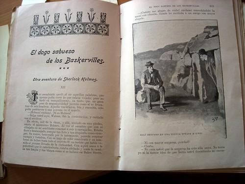 Baskerville Cervantes