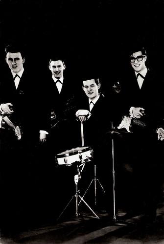 The Shadows / Jet Harris (1939-2011)