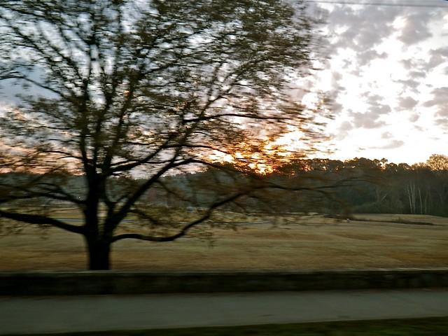 Sunrise in Northwest ATL