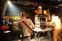'Axion Live' Dub Night (Matt Bostock Archives) Tags: music france concert europe dj lyon stage gig culture electro bassist dub fra musique villeurbanne rhnealps 69100 maydhubb totolezinc axionlive villeurbannelyon frculture frmusique