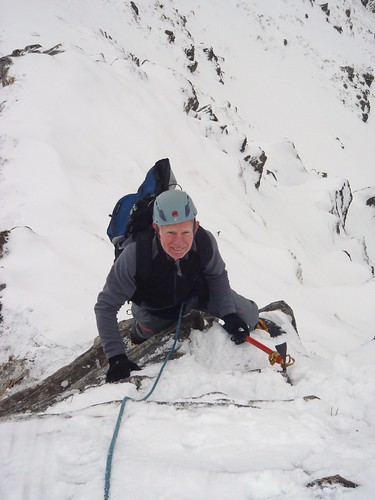 North Ridge Stob Ban