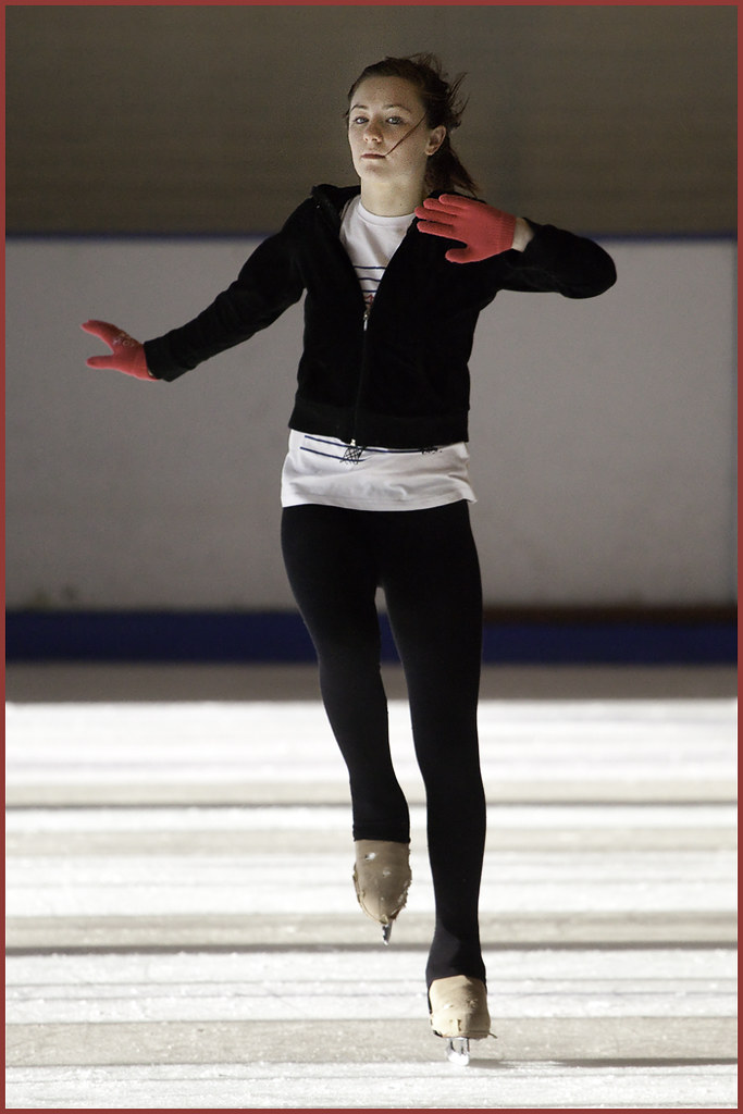 Ice dancer 1