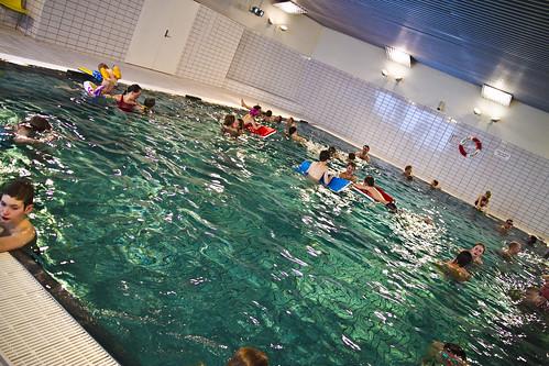 Svømmehall kløfta
