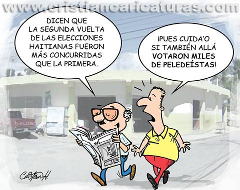Elecciones haitianas