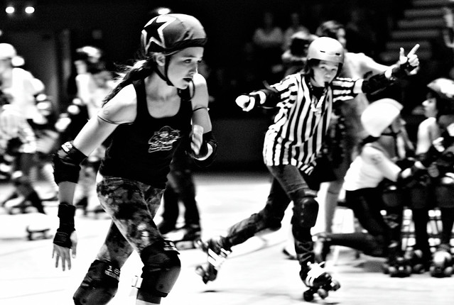 ruby is your lead jammer!