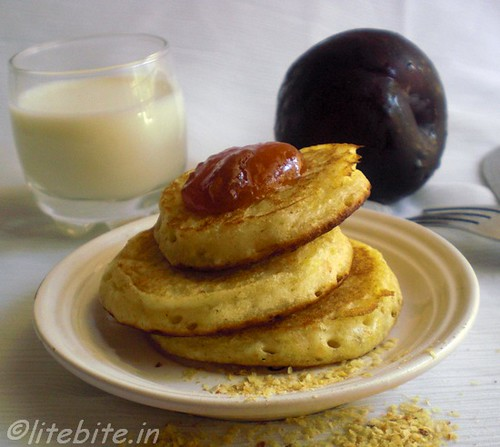 Wheatgerm Pancakes
