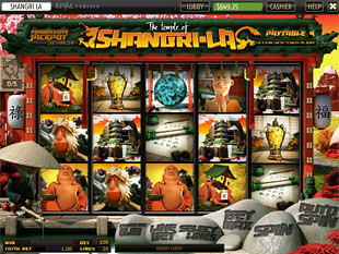 Shangri-La slot game online review
