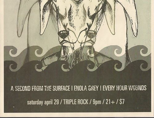 04/29/06 American Head Charge/A Second From The Surface/Enola Grey/Every Hour Wounds @ Minneapolis, MN (Bottom)