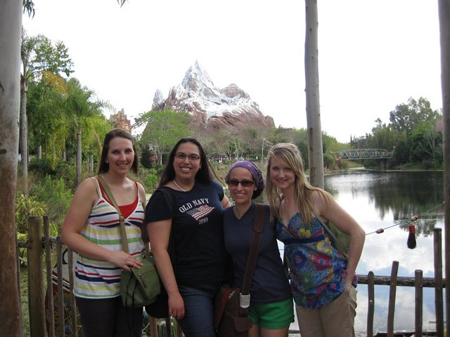 Expedition Everest at Animal Kingdom at Disney World